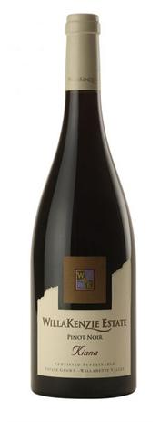 WillaKenzie Estate Pinot Noir Kiana
